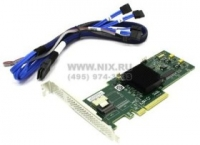 Intel Intel RAID Controller RS2WC040 (RTL) PCI-E x8, SAS/SATA-IIRAID0/1/5/10/50, 4-Channel
